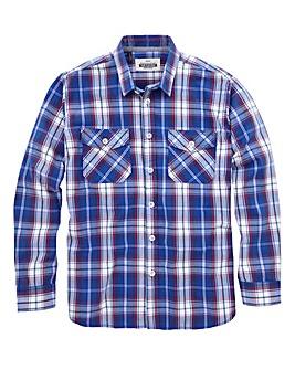 Jacamo Perry Long Sleeve Check Shirt L