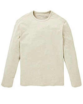 Capsule L/S Oatmeal T-shirt Regular