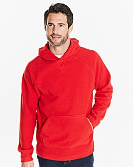 Capsule Red Over Head Fleece R