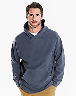 Capsule Grey Over Head Fleece R