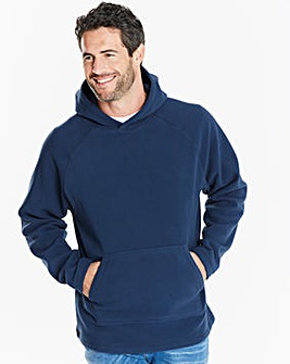 Capsule Navy Hooded Fleece