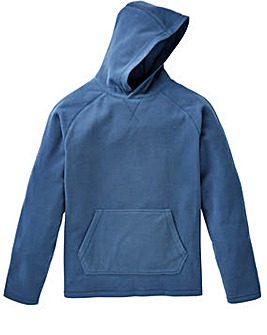 Capsule Storm Blue Hooded Fleece