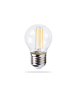HOME 4W LED ES Golfball Bulb - 3 Pack.