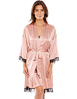 Lana Pure Silk Robe