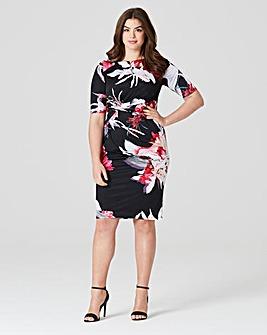 Coast Katsura Printed Dress
