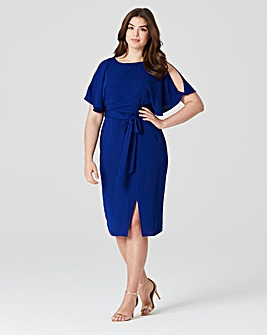 Coast Elina Crepe Dress