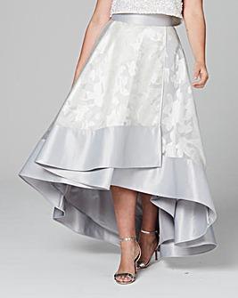 Coast Silver Floral Rhian Skirt