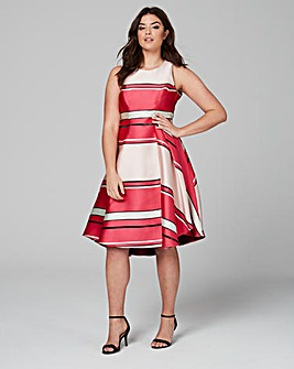 Coast Bay Shore Stripe Dress