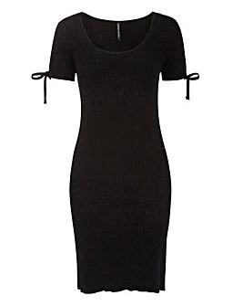 Rib Mini Dress