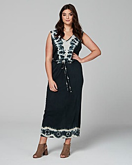 Religion Dreamer Maxi Dress