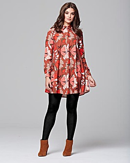 Alice & You Floral shirt Dress