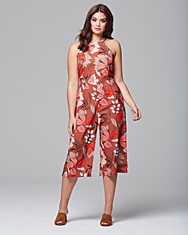 Alice & You Floral Jumpsuit