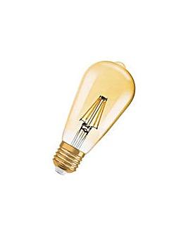 Osram 35W Vintage  LED ES Filament Bulb