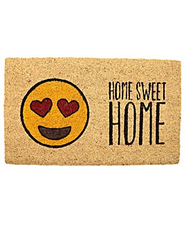 Emotive Coir Door Mat - Home Sweet Home