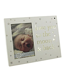 Bambino Light Up Photo Frame