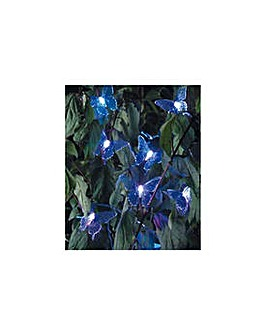 Solar Colour Change Butterfly Lights -20