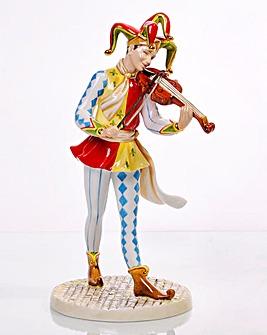 The Jester Figurine