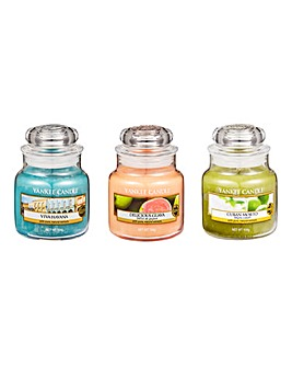 Yankee Candle Viva Havana Small Jar Set