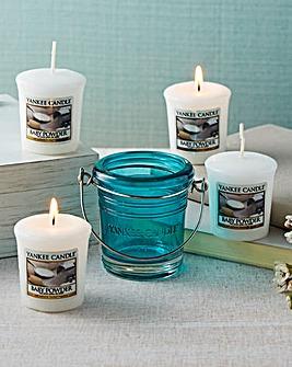 Yankee Candle Baby Powder Gift Set