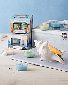 Yankee Candle Coastal Living Seashell