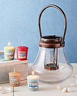 Yankee Candle Fresh Ocean Votive Lantern