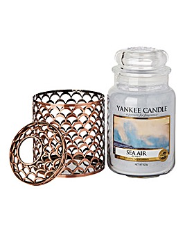 Yankee Candle Sea Air Set