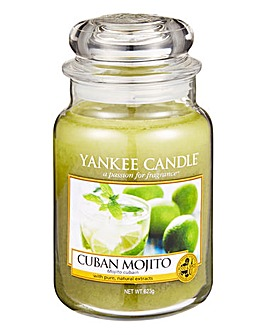 Yankee Candle Cuban Mojito Large Jar
