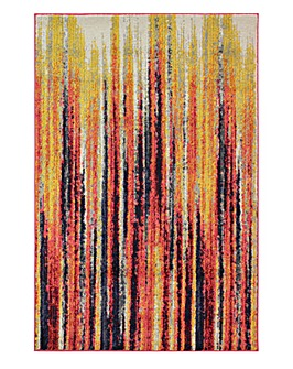 Radiant Stripe Rug