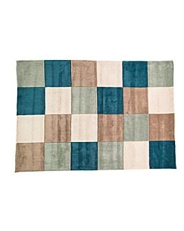 Eternity Squared Rug