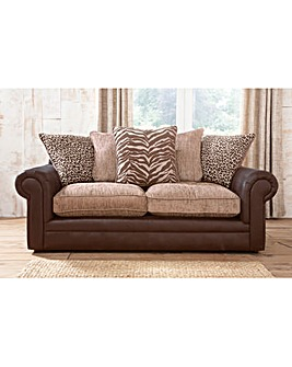 Tribecca 3 Seater Sofa