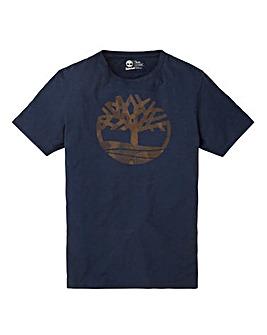 Timberland Kennebec River Camo T-Shirt