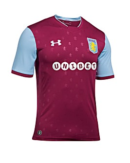 Under Armour Aston Villa Home Shirt