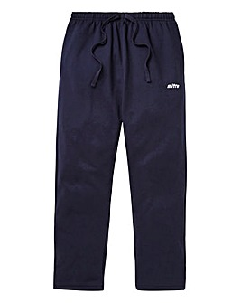 Mitre Open Hem Jogging Bottoms 29in