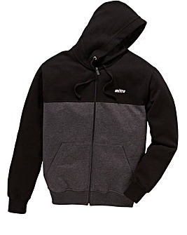 Mitre Colour Block Hoodie Regular
