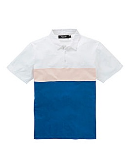 Label J Panel Block Polo Regular