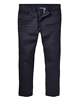 Union Blues Stretch Coated Jeans 29in