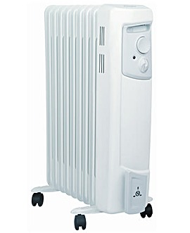 Dimplex 2000W Oil Filled Column Radiator