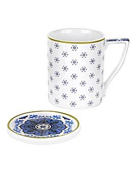 Ted Baker, Mug & Coaster  - Malton III