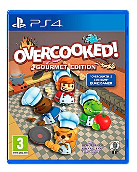 Overcooked Gourmet Edition - PS4