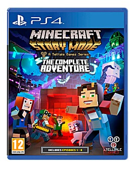 Minecraft The Complete Adventure Series