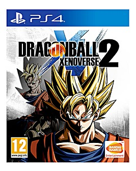 Dragonball Xenoverse 2 - PS4