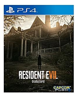 Resident Evil VII Biohazard - PS4