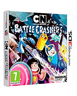 Cartoon Network: Battle Crashers - 3DS