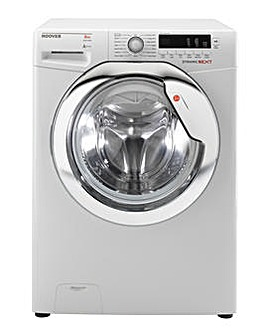 Hoover 8kg 1400rpm Washer White/Chrome