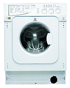 Indesit Built-In 7kg 1200rpm Washer
