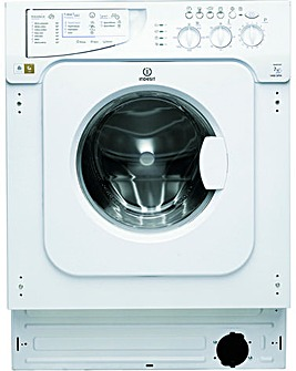 Indesit Built-In 7kg 1400rpm Washer