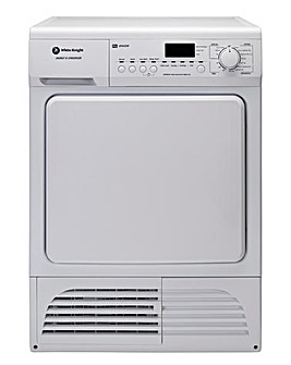 White Knight 8kg Condenser Sensor Dryer