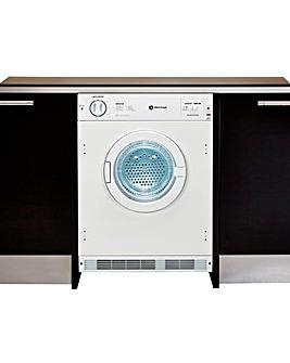 White Knight Built-In 7kg Sensor Dryer