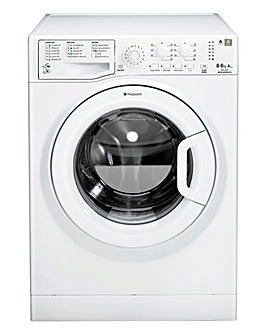 Hotpoint 8kg 1400rpm Washer Dryer White