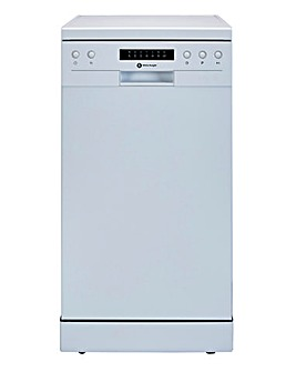 White Knight Slimline Dishwasher